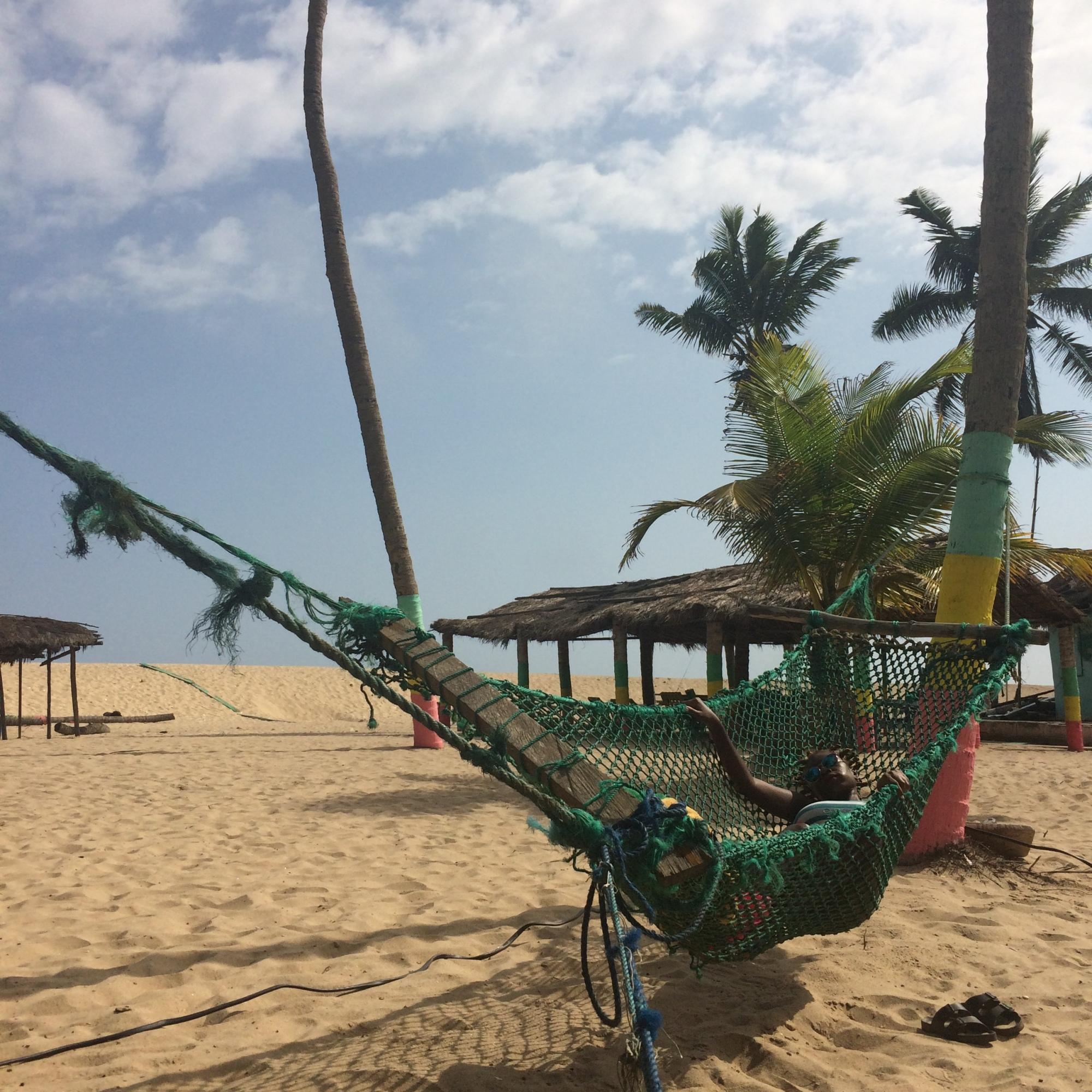 Maranatha Beach Camp, Ada Foah